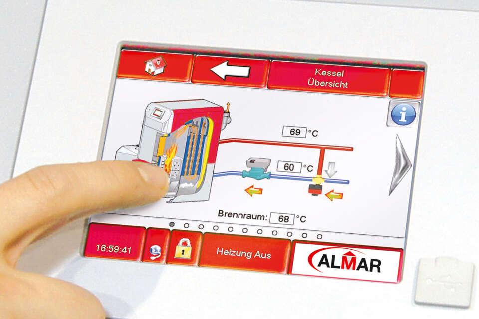 Almar Touch