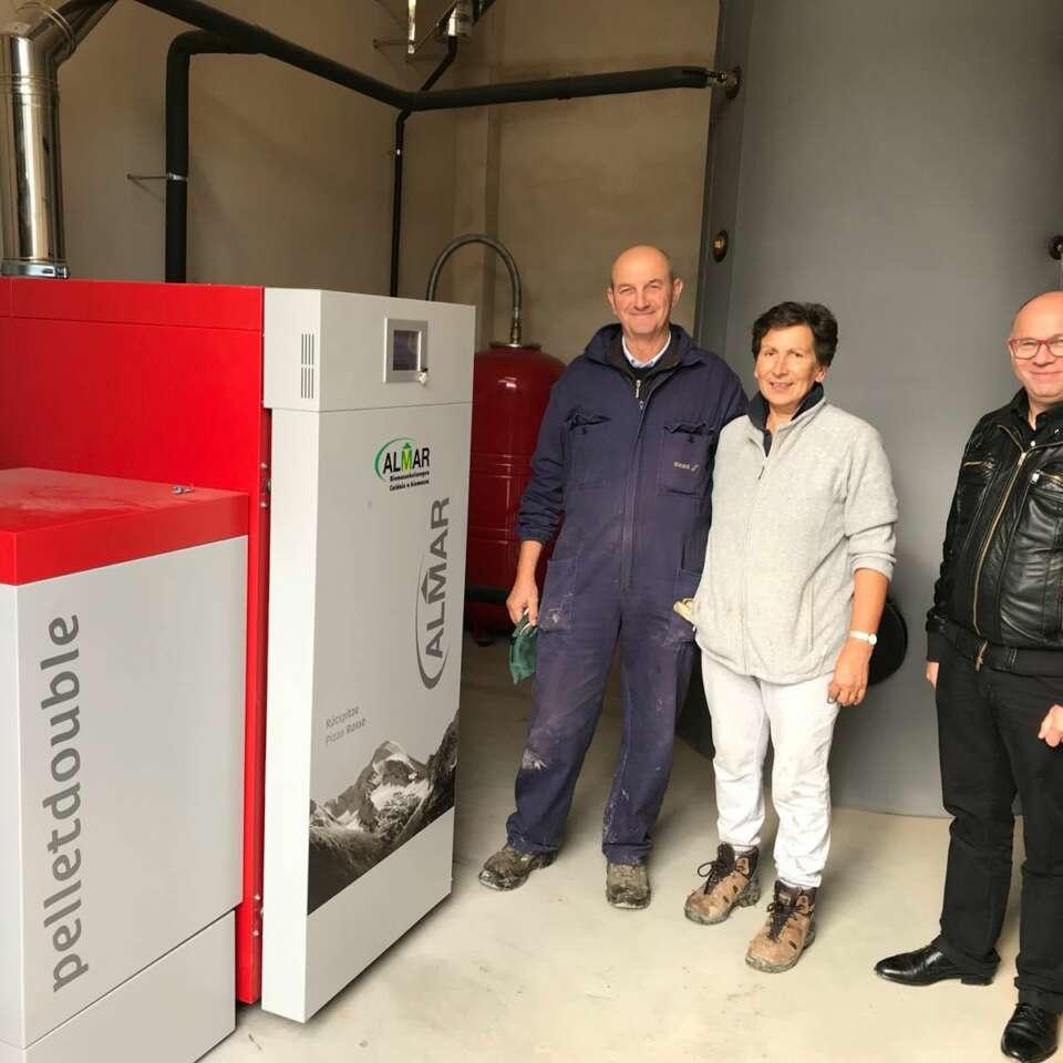 Mazzocchi Giovanni - Almar - Biomasseheizungen